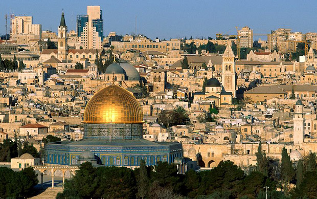 Jerusalem-Terra-Santa-Domo-da-Rocha-e-Igrejas-turismo-religioso
