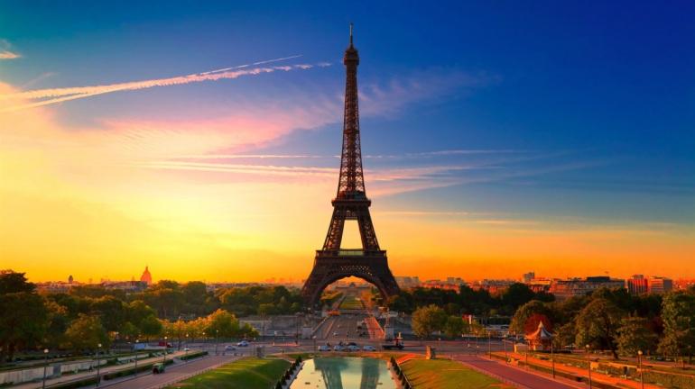 Torre-Eiffel-Paris-França