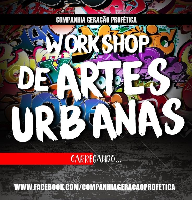 ARTES URBANAS - WORKSHOP