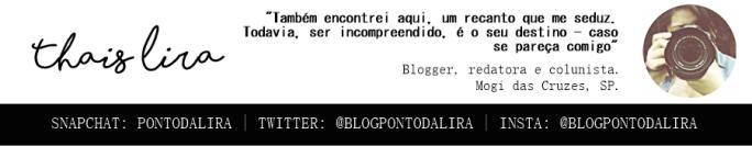 ASSINATURA - BLOG PONTO DA LIRA