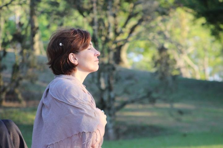 mindfulness yoga - solange viana - retiro de yoga - retiro de meditação - chakra do coração