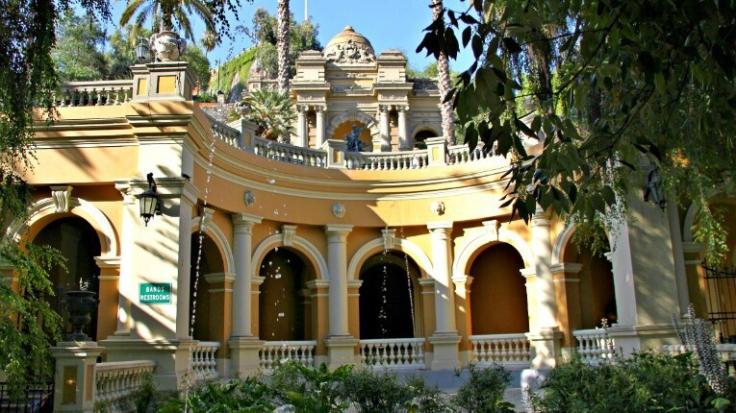 Cerro Santa Lucia - Blog da Lira
