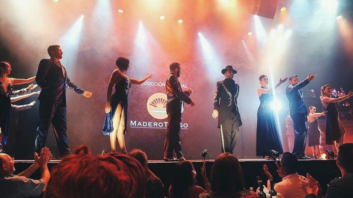 002 - Madero Tango - Buenos Aires - Tango em Buenos Aires