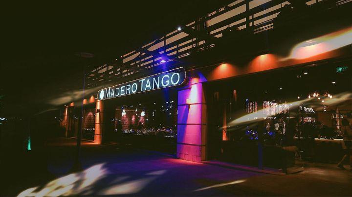 007 - Madero Tango - Buenos Aires - Tango em Buenos Aires