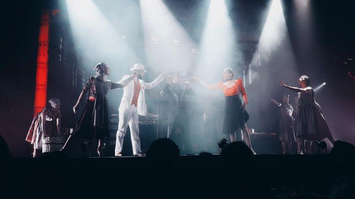 008 - Madero Tango - Buenos Aires - Tango em Buenos Aires