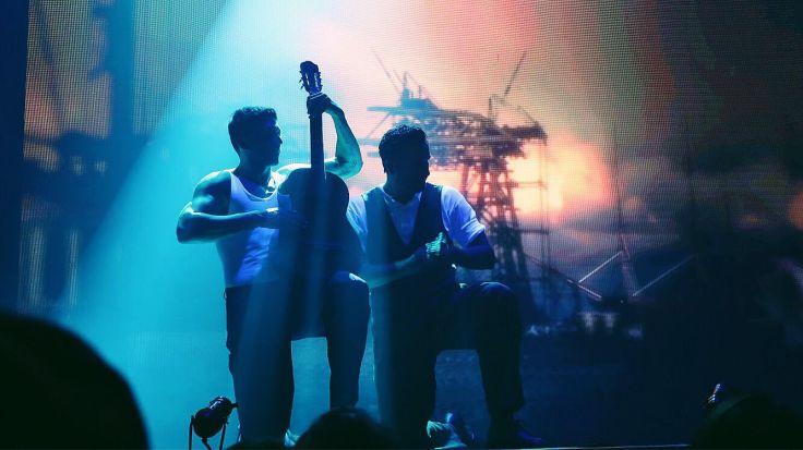 010 - Madero Tango - Buenos Aires - Tango em Buenos Aires